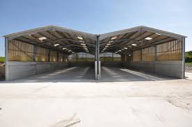 prestressed wall panels farm new build moore concrete