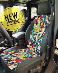 wonder woman seat covers