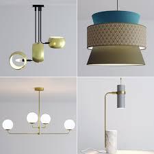 3d модели: Люстры - <b>La Redoute</b> , AM.PM. Lamp set