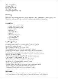 Nurse Educator Resume Examples Educator Resume Templates 24816 Life Unchained