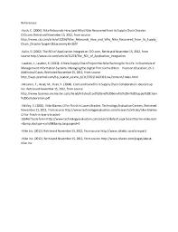 Hershey ERP Case Study   Enterprise Resource Planning Case studies in supply chain management Apreender org