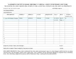 Word Inventory Asset Tag Template Inventory Word Spreadsheet Excel