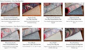 they also prolong the life of your rug rugpadusa offers many types of rug pads that can protect your carpet hardwood laminate tile and outdoor floors