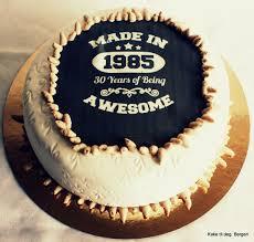 30 Birthday Cake For Him Stuff In 2019