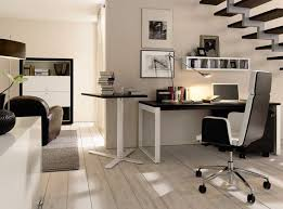 classy modern office desk home. Home Office:Classy Office Furniture With Black Stand Lamp Also Solid Cabinets Ultra Classy Modern Desk