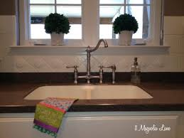 painted ceramic tile backsplash in my kitchen a year later 11 complex impressive 18 picture size 600x450 posted by at november 8 2018
