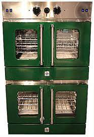 manual clean convection oven