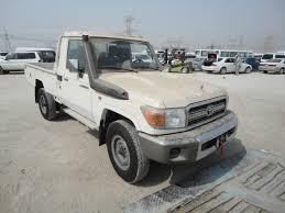Brand New Toyota Land Cruiser Pickup in Dubai for Export