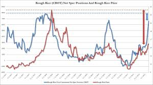 Rough Rice Price Chart Rice Speculators Expect 50 Jump In Price Zero Hedge