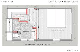 bungalow Master Bathroom Layouts for bathroom design idea