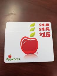 new applebee s gift cards value 45 1 of 1