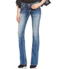 Vigoss Jeans Embellished Double V Pocket Jeans Dillards