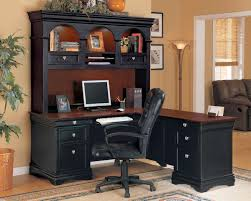 home office corner. Home Office Corner Desk With Hutch L