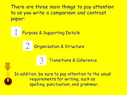 how to write a compare and contrast essay f or instance all of  7 for instance