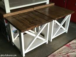 medium size of coffee table and end tables build matching tv stand