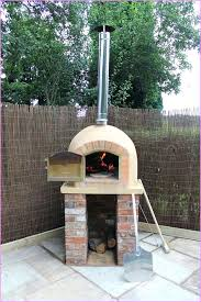 outdoor pizza oven diy fireplace how to build plans your own