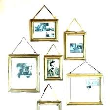 double sided glass picture frame 8x10 wall matted photo home improvement
