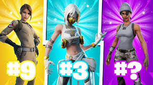 Check spelling or type a new query. Download Top 5 Female Skins In Fortnite Kyro Mp3 Free And Mp4