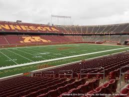 Minnesota Golden Gophers Football Tickets 2019 Games