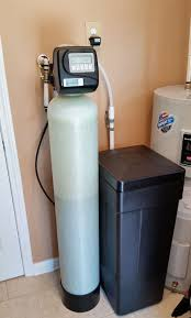 New Water Softener Existing Client