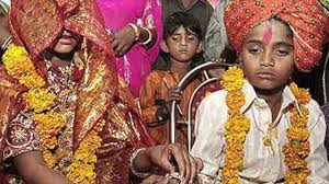 child marriage in