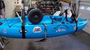 harbor freight hand winch. kayak hoist with harbor freight winch. hand winch n
