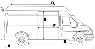 ford transit mk6 long wheelbase high roof