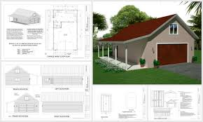 Complete Guide Build A Comfortable Shop With Living QuartersBarn Plans With Living Quarters Floor Plans