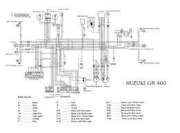 car wiring diagram page 11 electrical wiring of suzuki gn400