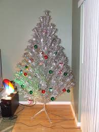 Color Wheel For Christmas Tree New Aluminum Christmas Tree With