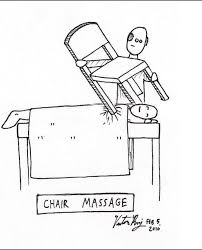 chair massage drawing. 75 best funny massage therapy humor images on pinterest | funny, business and pictures chair drawing