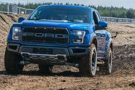 """Ford Raptor Named """"Best Pickup"""" in Annual Mudfest"""
