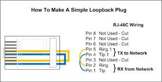 t ds smart jack rj c wiring explained end to end bohack how to make a loopback plug