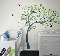baby room wall decals name
