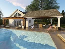 pool house plans pool house designs