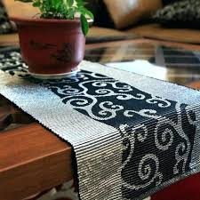 small table cloth runner image of coffee ideas crochet pattern tablecloth
