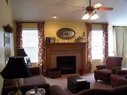 Batchelors Way: Family Room Curtains