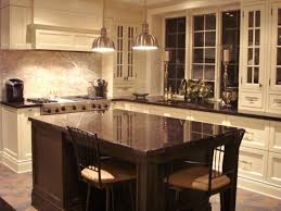 ... L Shaped Kitchen Islands With Seating Kitchen Islands With Range Small Kitchen  Island With Seating Small ...