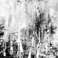 black and white abstract paintings black and white abstract art by laura gomez