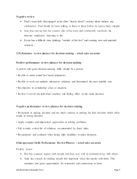 Skills For Retail Associate Retail Sales Associate Performance Appraisal
