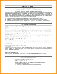 Teacher Resume Template Word Resume Kindergarten Teacher Resume 58