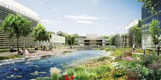 Ecological City Design Odintsovo 2020 Eco City Proposal De Architekten Cie