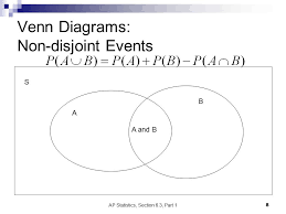 Ap Statistics Probability Venn Diagram Ap Statistics Section 6 3 Part 1 Ppt Video Online Download