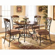 ashley furniture kitchen tables beautiful signature design by ashley nola 5 piece round dining table