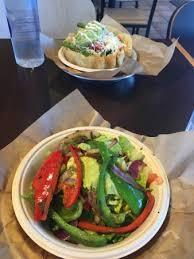 qdoba mexican eats taco salad and burrito bowl at qdoba