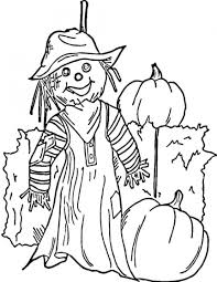 Small Picture Halloween Coloring Pages Printable Scary Archives Gallery