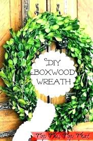 outdoor wreaths at michaels artificial boxwood wreath whole small faux hobby lobby over mirror fake