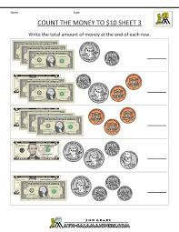 Counting Money Worksheets For Second Grade Worksheets for all ...