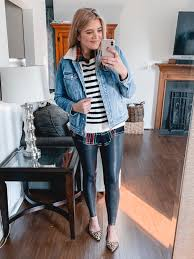 over 20 spanx leather leggings outfits from casual to dressy this post is covering