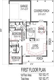 Cottage Design Plans Stone Cottage House Floor Plans 2 Bedroom Single Story